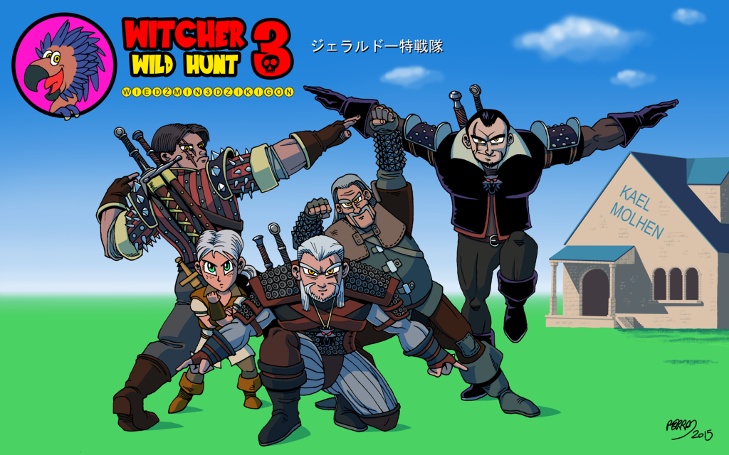 WitcherDBZ